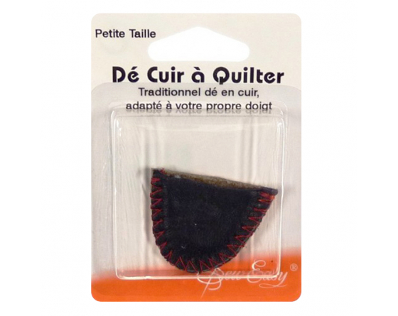 Dé cuir à quilter SEW EASY taille s