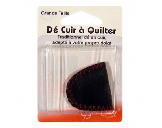 Dé cuir à quilter SEW EASY taille M