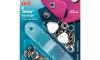 Kit boutons pression pour Jersey perle