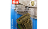 Fermeture de cartable 26mm PRYM bronze