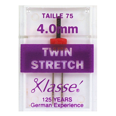 Aiguille machine KLASSE double stretch